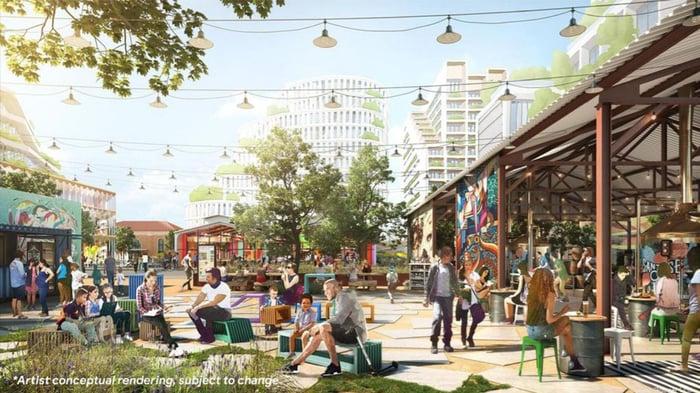 Google-campus-atumn-street