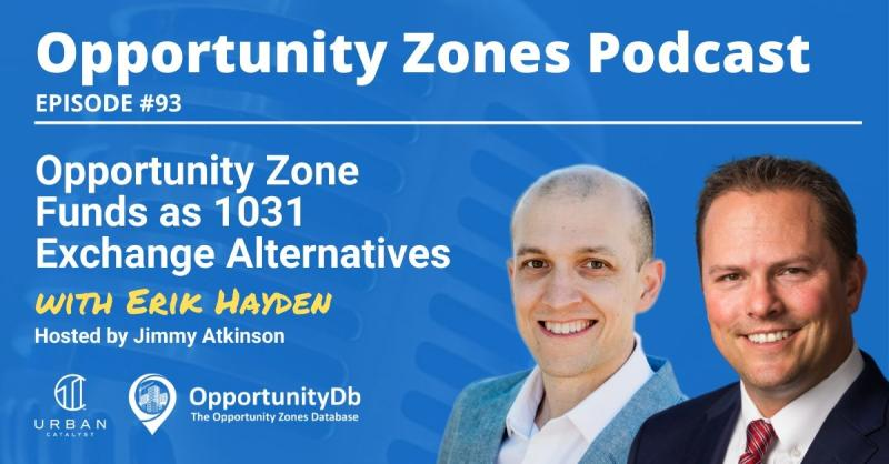 The Opportunity Zones Database Podcast