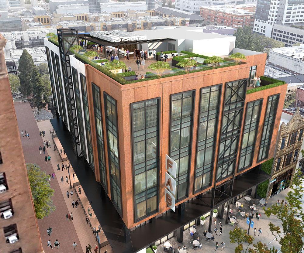 Largest Rooftop Bar Proposed in Silicon Valley