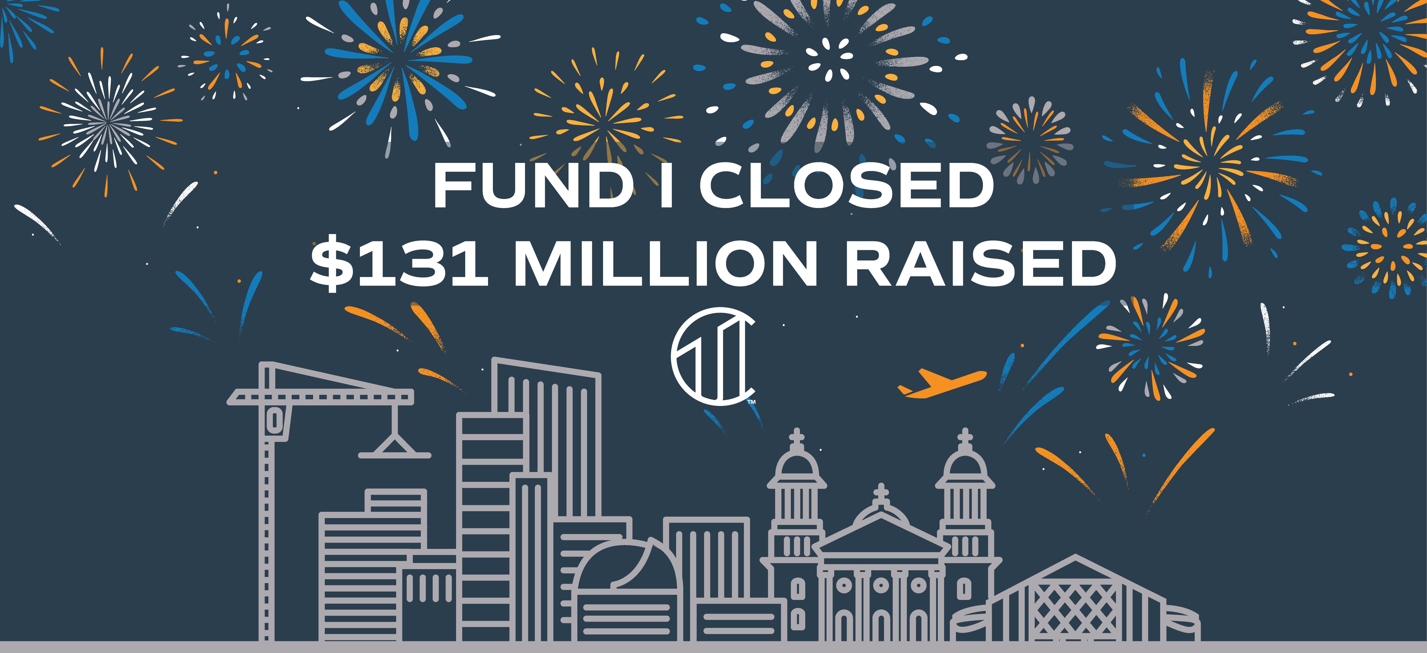 Urban Catalyst Opportunity Zone Fund Raises $131M in First Fund