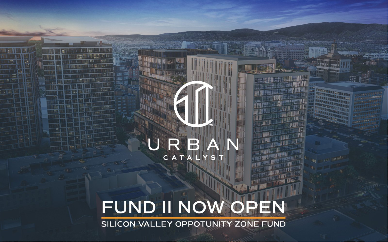 As Featured in Silicon Valley Business Journal: Urban Catalyst Opportunity Zone Fund II is Here