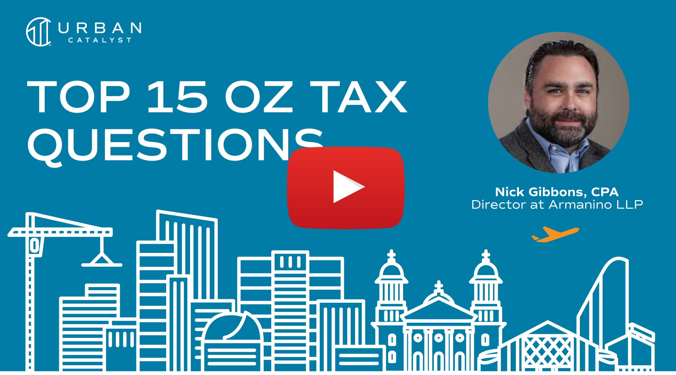 Ask a CPA: Top 15 Opportunity Zone Tax Questions Video