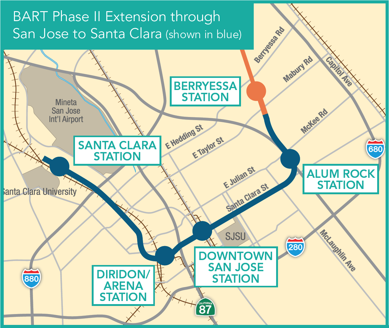Next Stop, Silicon Valley: BART comes to DTSJ