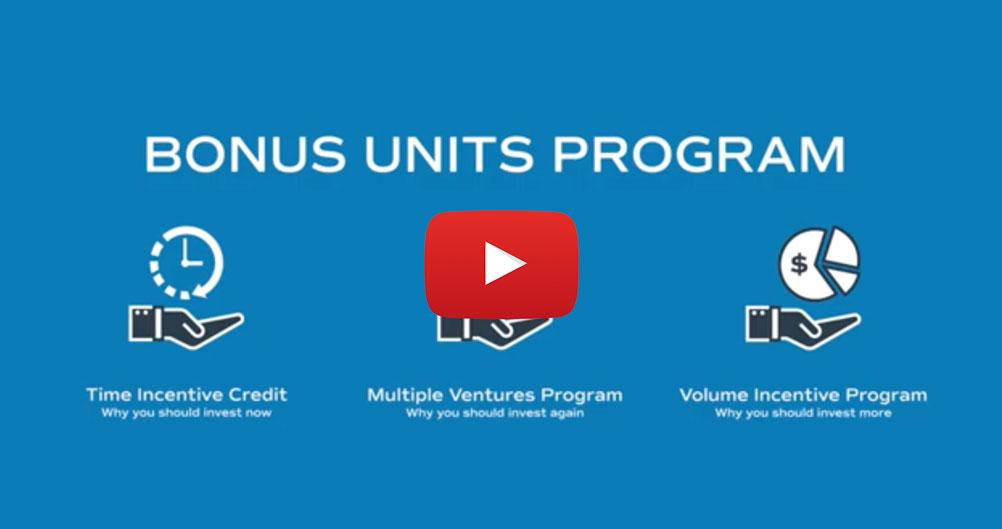 The Urban Catalyst Bonus Units Program