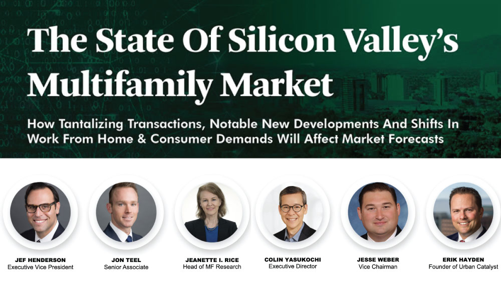 CBRE Panel Highlights: The State of Silicon Valley's Multifamily Market