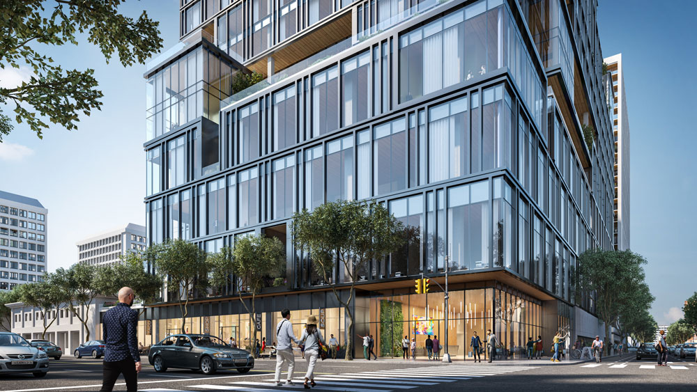 Downtown San Jose Revitalization Moves Forward Along with Our Icon/Echo Project