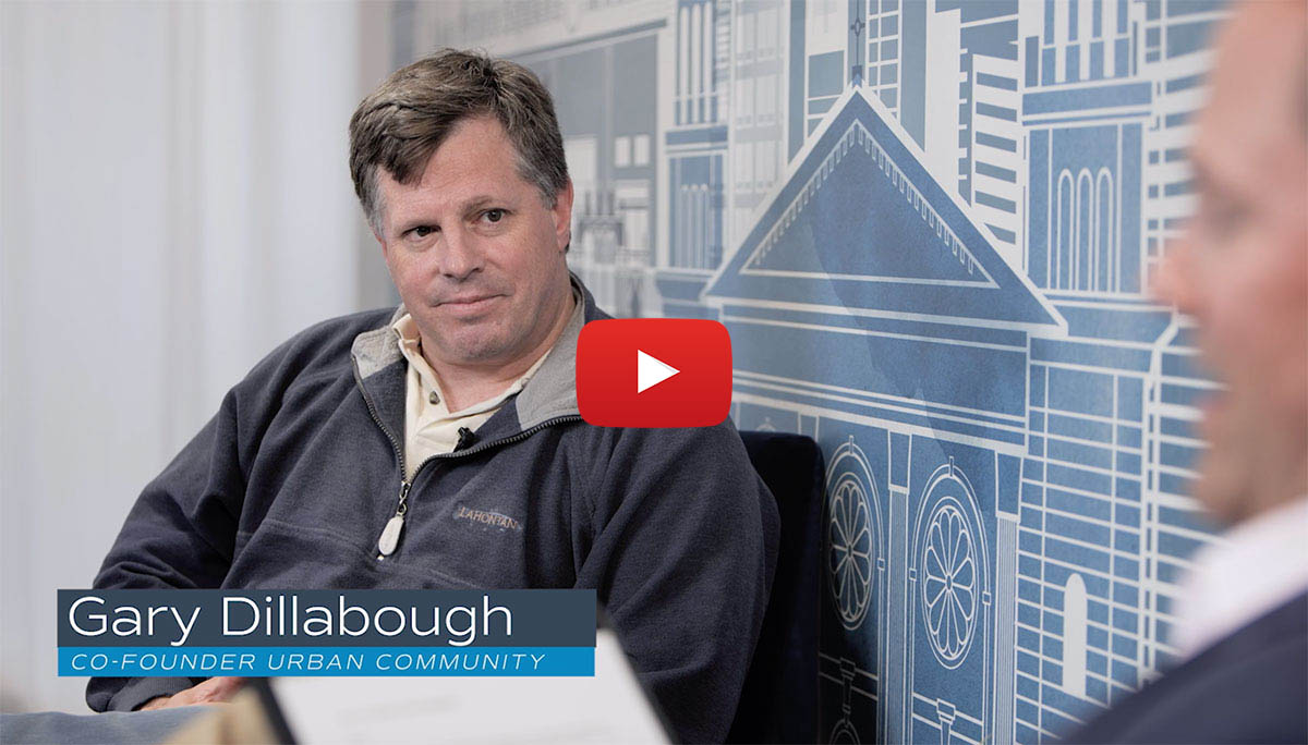 CRE Fireside Chat: Gary Dillabough