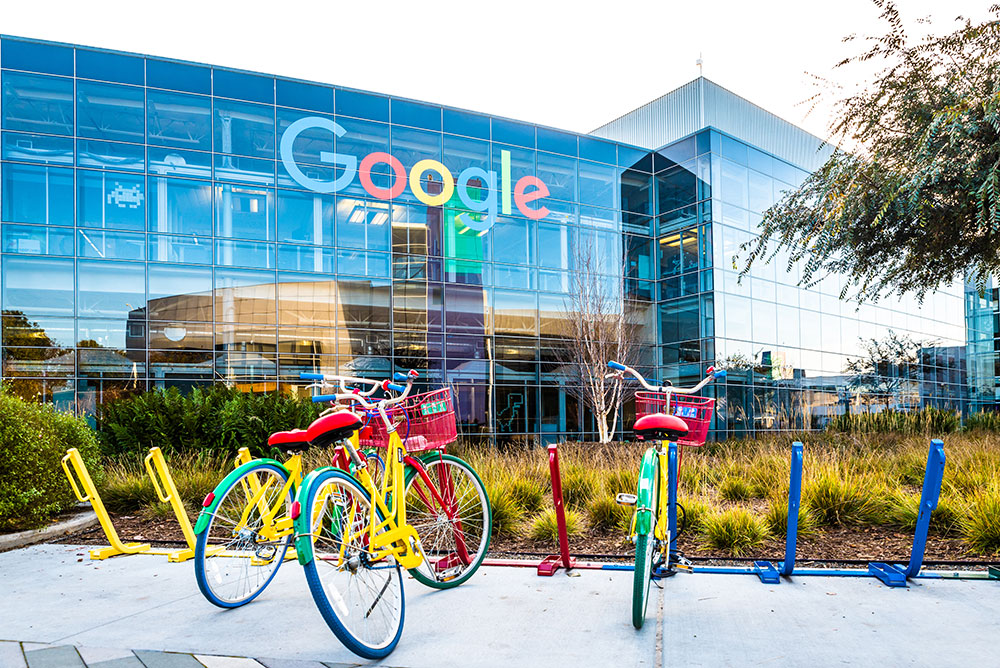 Google Effect: San Jose
