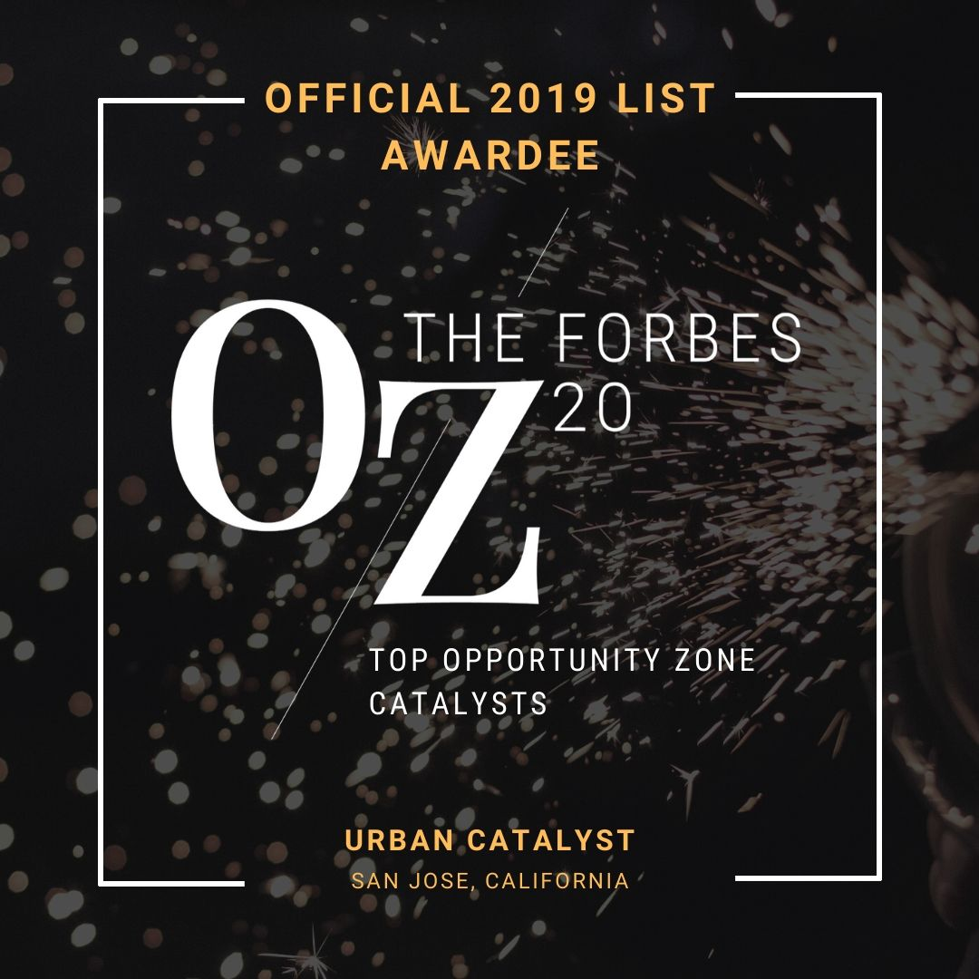 Urban Catalyst Makes Forbes Top 20 Opportunity Zone List!