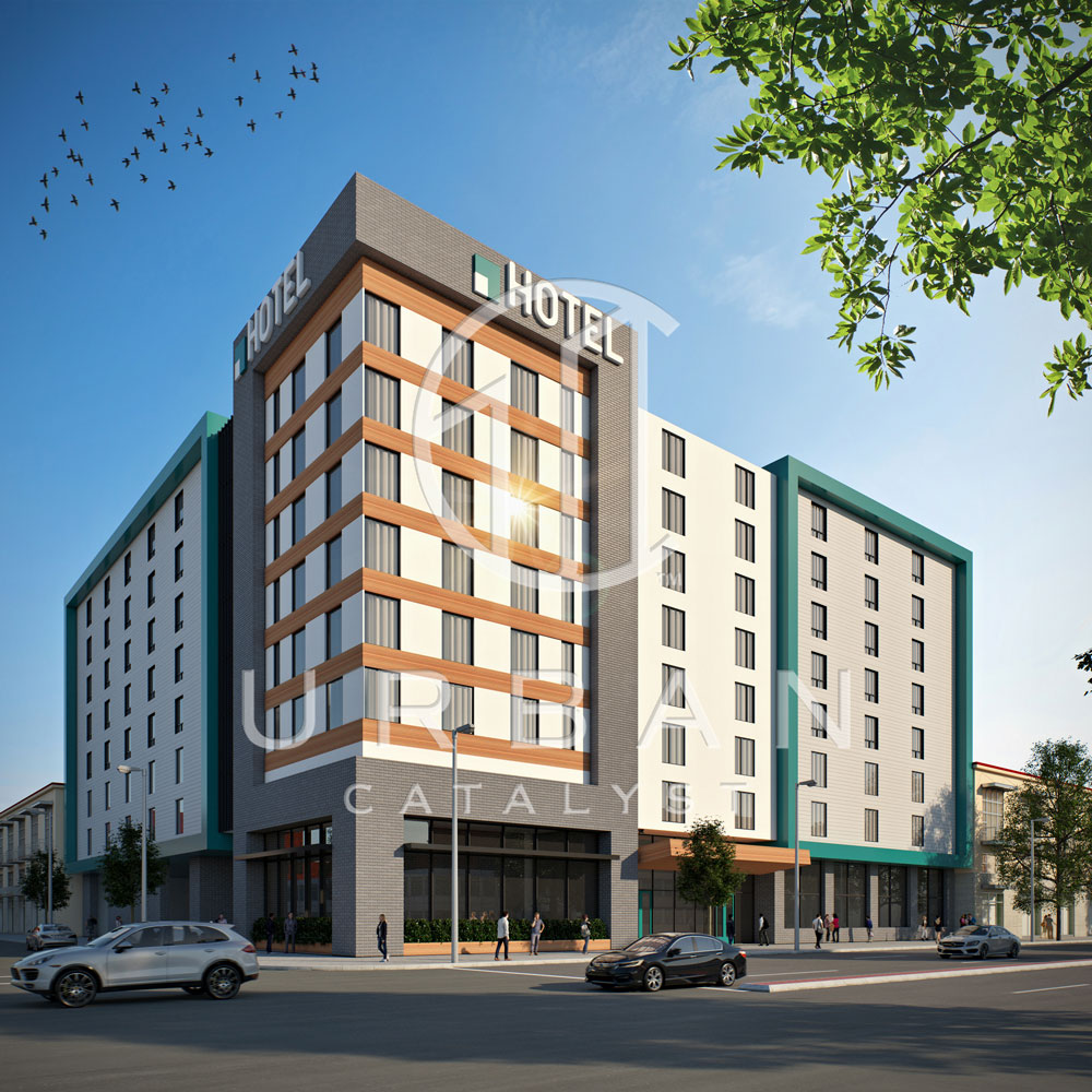 Urban Catalyst adds to their Portfolio with Proposed Hotel in Downtown San Jose