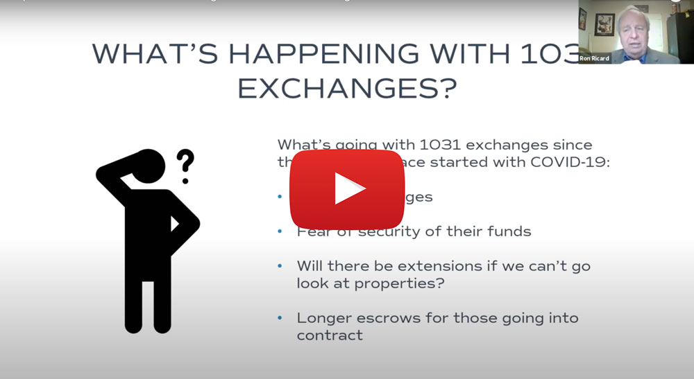 Having Trouble with Your 1031 Exchange? We Have a Solution!