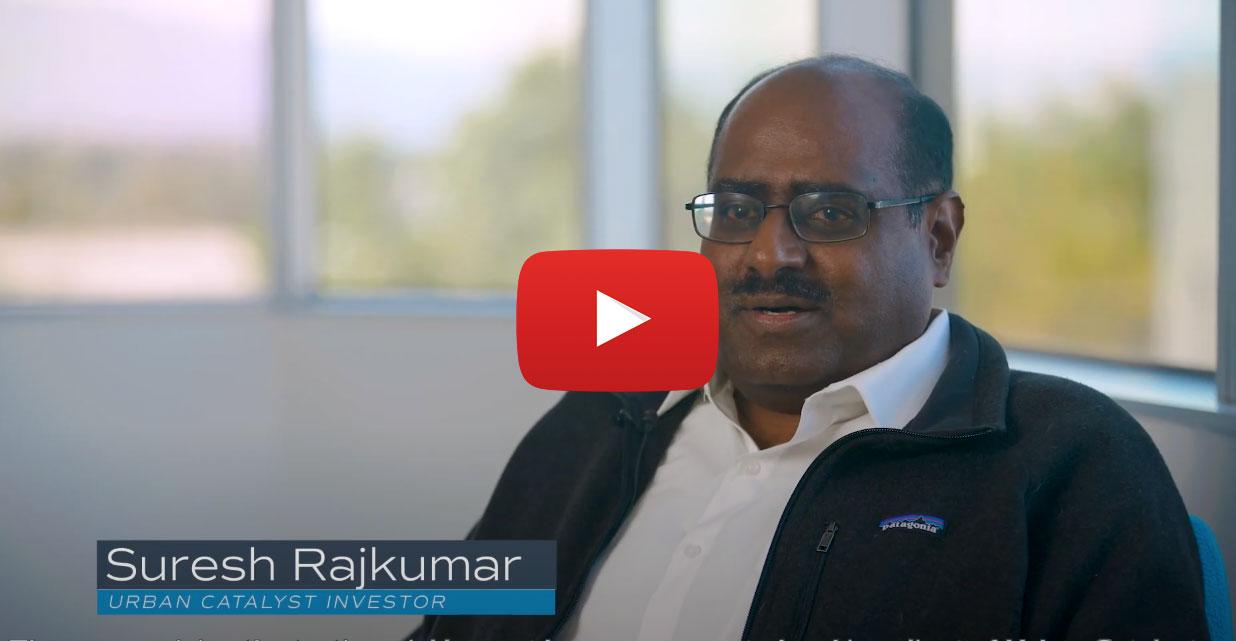 Investor Spotlight Video: Suresh Rajkumar