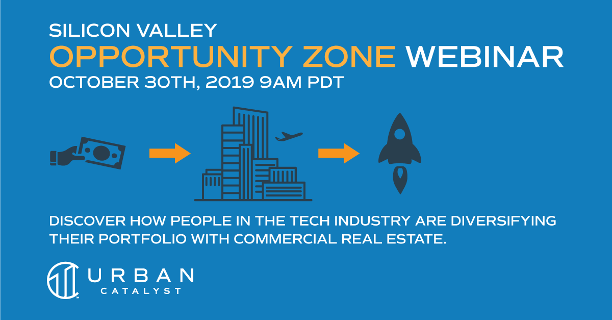 Silicon Valley Opportunity Zone Webinar