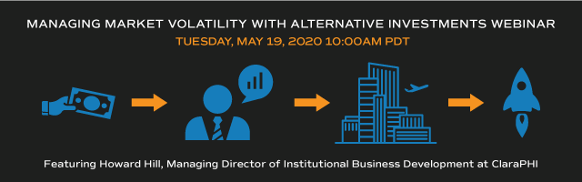 Managing Market Volatility with Alternative Investments Webinar