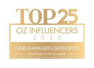Urban Catalyst Recognized by Opportunity Zone Magazine's Top 25 OZ Influencers 2020