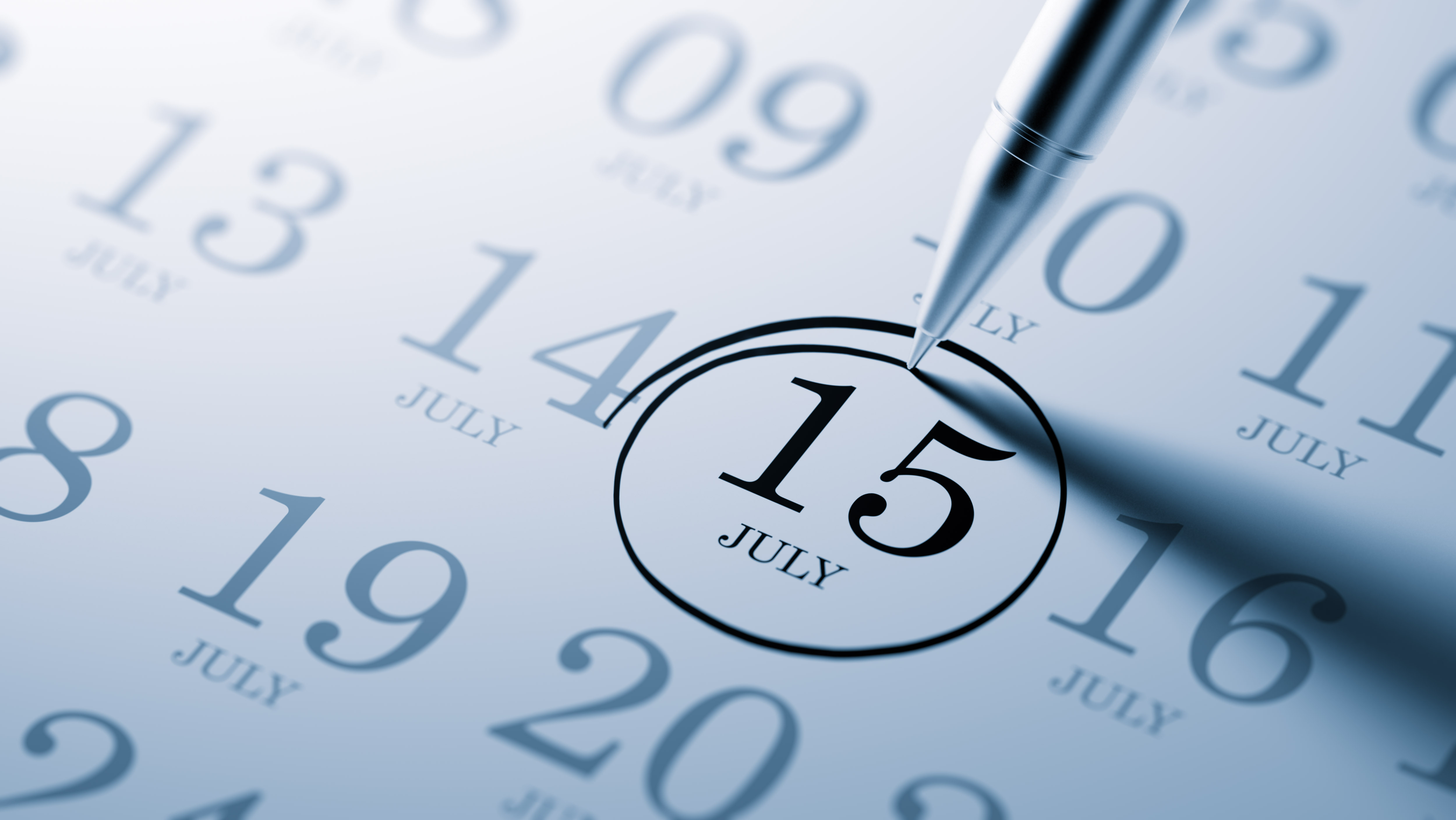 Have a Capital Gains Event in 2019?  Here's why the July 15th Deadline Matters