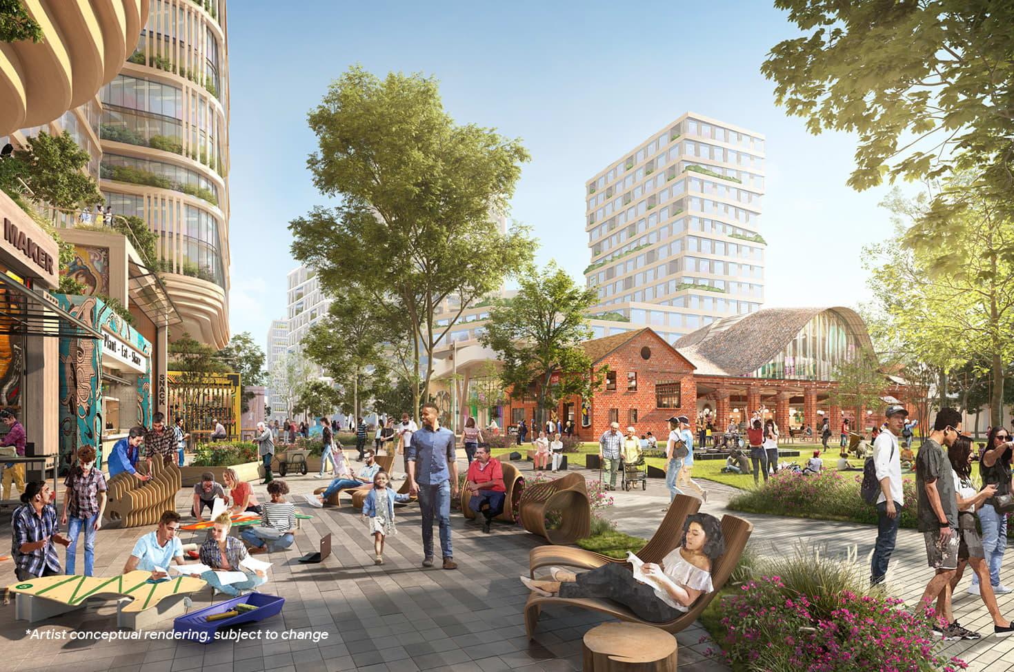 City Council Gives Mega Yes to Google Mega Development