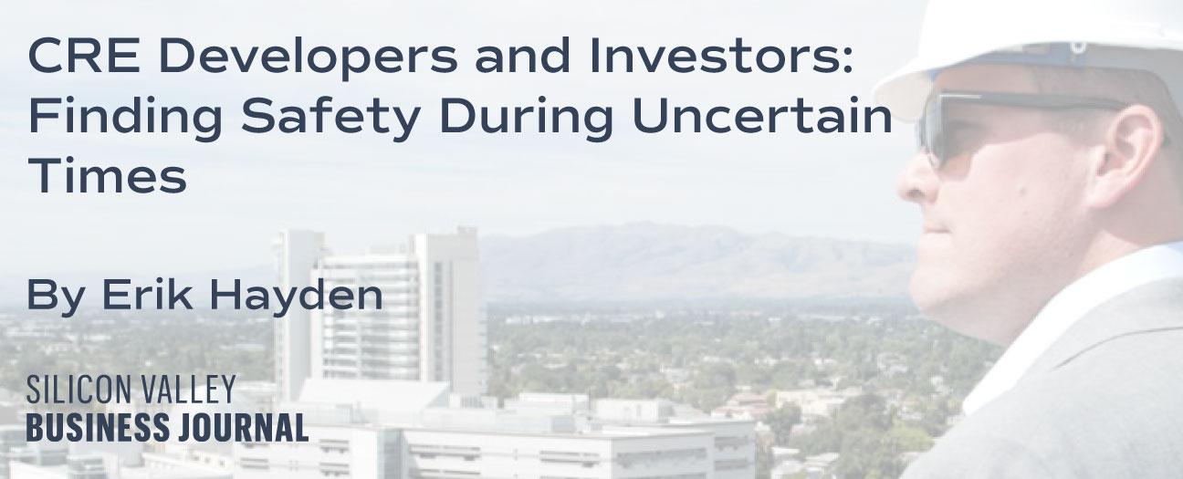 Erik Hayden Writes for Silicon Valley Business Journal